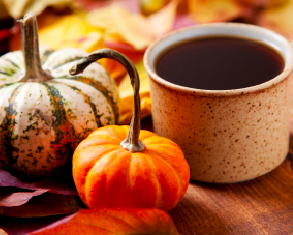 Make Your Own (Healthier) Pumpkin Spice Latte