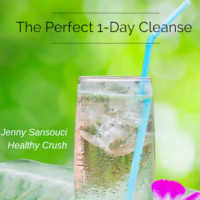 Introducing RAPID RESET: 1-Day Cleanse {Feel Better Fast!}