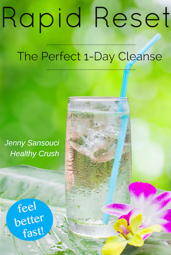 Post image for Introducing RAPID RESET: 1-Day Cleanse {Feel Better Fast!}