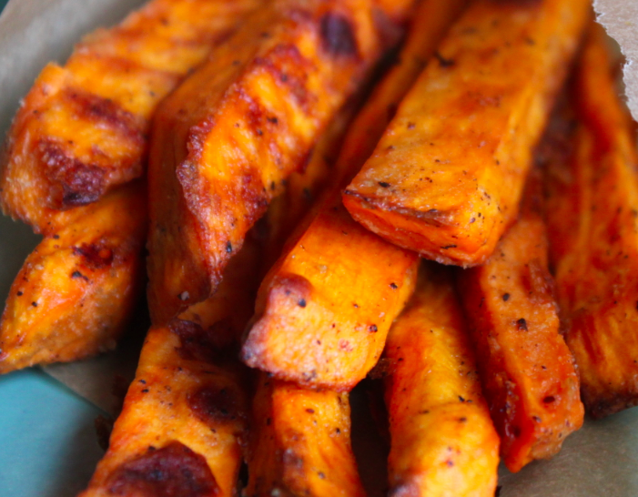 Sweet Potato Fries Recipe — Dishmaps