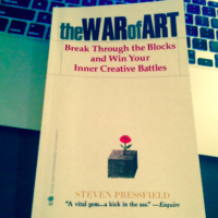 The War Of Art — Conquering Resistance, Turning Pro