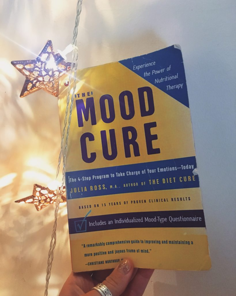 The Mood Cure & Amino Acid Therapy - Healthy Crush